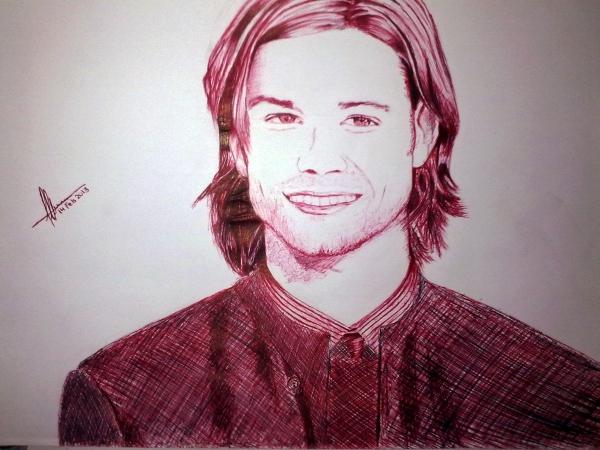 Jared Padalecki by Haleema